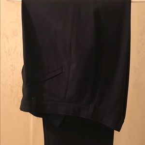 Vertigo Paris, straight legged navy blue pants